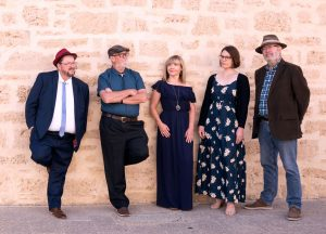 Gypsy Lou and the Kingfishers music
