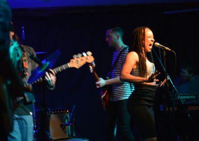 Saskwatch live band at Settlers Tavern